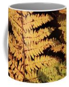 Golden Bracken Coffee Mug