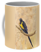 Golden Breasted Starling Coffee Mug