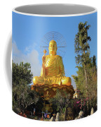 Golden Buddha In Vietnam Dalat Coffee Mug