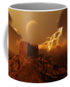 Golden Canyon Coffee Mug by Corey Ford