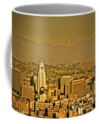 Golden City Hall La Coffee Mug