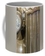 Golden Class Coffee Mug