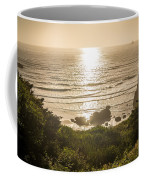 Golden Cove Coffee Mug