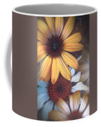 Golden Daisies Coffee Mug