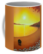 Golden Dawn Coffee Mug
