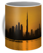 Golden Dubai Coffee Mug