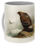 Golden Eagle By Thorburn Coffee Mug