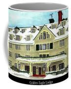 Golden Eagle Lodge Coffee Mug