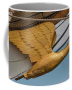 Golden Eagle Masthead Coffee Mug