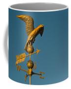 Golden Eagle Weather Vane Coffee Mug
