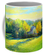 Golden Evening Coffee Mug