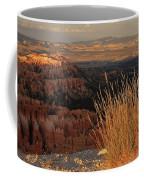 Golden Evening Light Bryce Canyon 1 Coffee Mug
