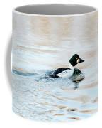 Golden Eye Reflection Coffee Mug