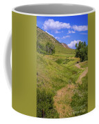 Golden Fault Coffee Mug