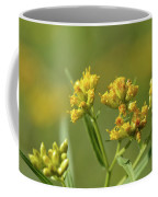 Golden Flattop Coffee Mug
