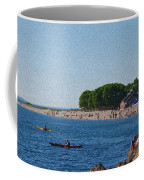 Golden Gardens In Seattle Washington Coffee Mug