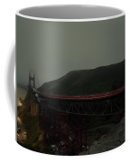 Golden Gate Bridge, California Coffee Mug