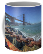 Golden Gate Bridge Coffee Mug by Everet Regal