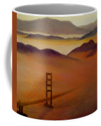 Golden Gate Fog Coffee Mug