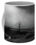 Golden Gate Morning Coffee Mug