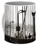 Golden Gate Suspension Coffee Mug