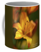 Golden Gazer Coffee Mug