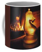 Golden Glow Knight Coffee Mug