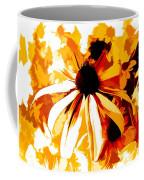 Golden Glow Of Summer Coffee Mug