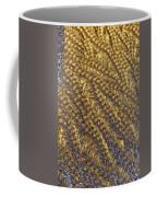 Golden Grains - Hoarfrost On A Solar Panel Coffee Mug