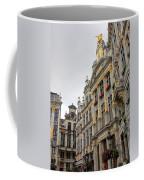 Golden Grand Place Coffee Mug