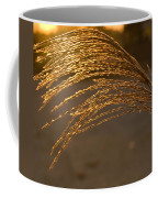 Golden Grass Coffee Mug