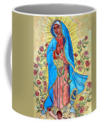 Golden Guadalupe Coffee Mug