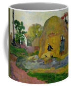Golden Harvest Coffee Mug