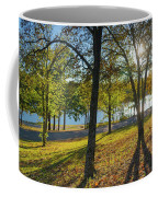 Golden Hour At Tenkiller State Park Coffee Mug