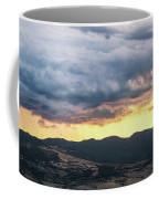 Golden Hour In Volterra Coffee Mug
