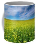 Golden Infinity Coffee Mug
