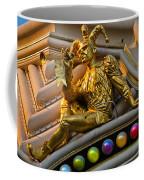 Golden Jester Coffee Mug