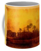 Golden Land Coffee Mug