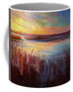 Golden Marsh Coffee Mug