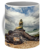 Golden Mermaid Thailand Coffee Mug