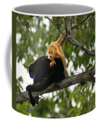 Golden Monkey Coffee Mug