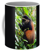 Golden Monkey II Coffee Mug