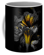 Golden Paintbrush  Coffee Mug
