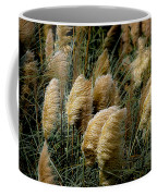 Golden Pampas In The Wind Coffee Mug