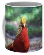 Golden Pheasant Coffee Mug