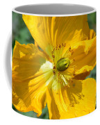 Golden Poppy Expose Coffee Mug