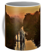 Golden Refelctions Coffee Mug