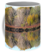 Golden Reflections Coffee Mug