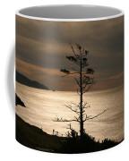Golden Reflections Coffee Mug