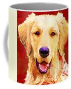 Golden Retriever 3 Coffee Mug
